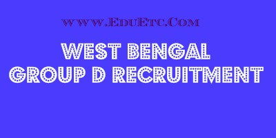 West_Bengal_Group_D_Recruitment