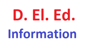D_El_Ed_Information
